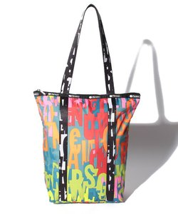 ABSTRACT DAILY TOTE/フィクション