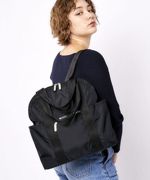 DOUBLE TROUBLE BACKPACK/オニキス
