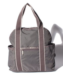 DOUBLE TROUBLE BACKPACK/チャコールシークレット