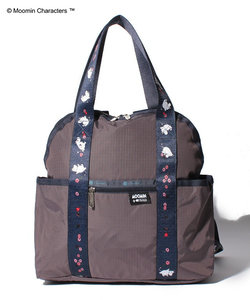 DOUBLE TROUBLE BACKPACK/オールナイスシングス