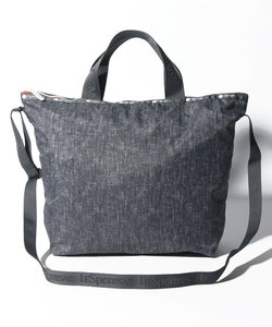 EASY CARRY TOTE/スポーティデニム