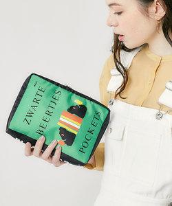 BOOK POUCH/ブラックベアブックポーチ