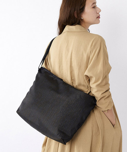 DELUXE EASY CARRY TOTE ティックタック ティンセル