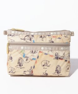 COSMETIC CLUTCH/クラシックプー レターズ