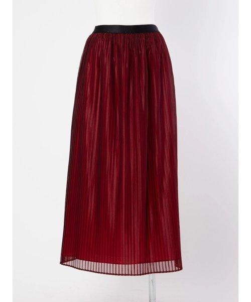 シャンブレーラッセルスカート |...