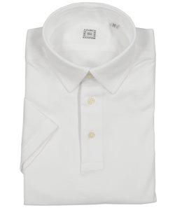 半袖ポロシャツ/スリムフィット/プルオーバー/ワイドカラー