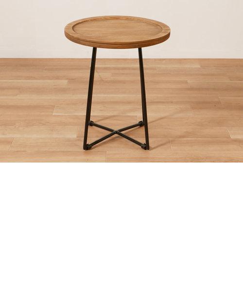 FARGO(ファーゴ)/ラウンドサイドテーブル(W400)
