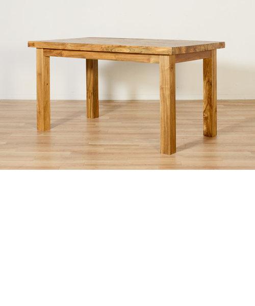 CHISTA(チスタ)/オールドチークダイニングテーブル/4本脚(W1500)
