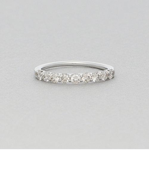 プラチナ ダイヤモンド リング(0.54ct)