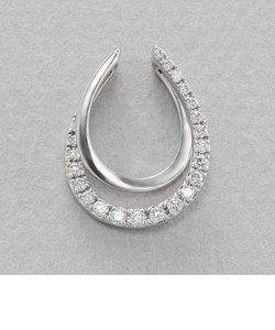 プラチナ ダイヤモンド ペンダントトップ(0.25ct)