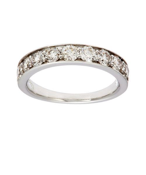 ダイヤモンドプラチナリング(1.00ct)