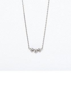 【ドラマ着用】プラチナ ダイヤモンド ネックレス