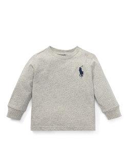 コットン ロングスリーブ Tシャツ