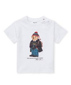 ユニバーシティ ベア コットン Tシャツ