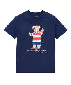 ラグビー ベア コットン Tシャツ
