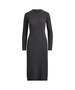 ウールカシミヤ セーター ドレス