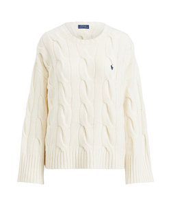 ドルマン ウール セーター