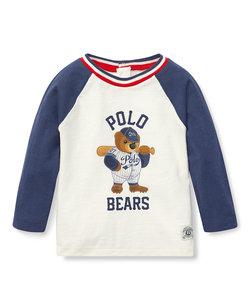 (ベビー)Polo ベア ベースボール Tシャツ