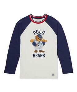 (ボーイズ 8才~20才)Polo ベア ベースボール Tシャツ