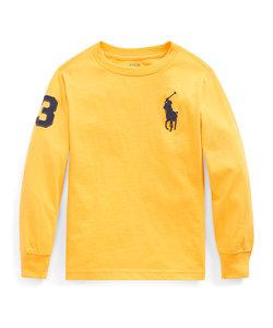 (ボーイズ 2才~4才)Big Pony コットン ジャージー Tシャツ