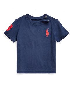 (ベビー)Big Pony コットン ジャージー Tシャツ