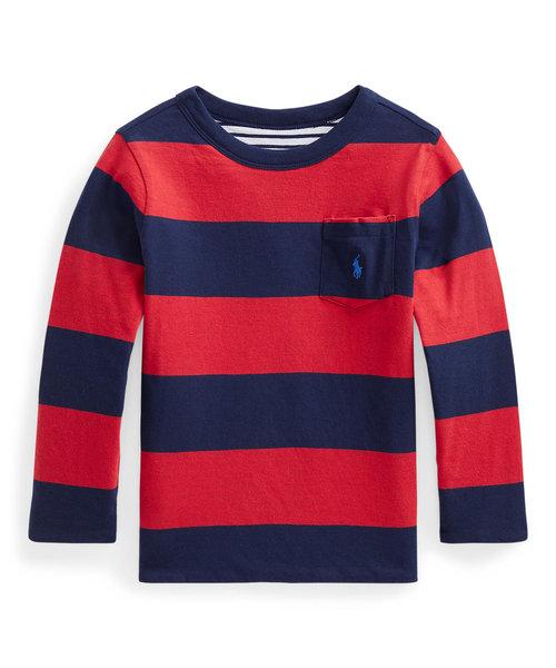 (ボーイズ 5才~7才)リバーシブル コットン ジャージー Tシャツ