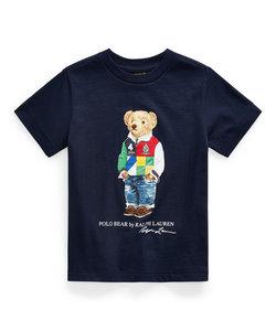 (ボーイズ 5才~7才)Polo ベア コットン ジャージー Tシャツ