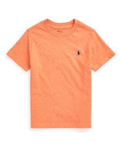 (ボーイズ 2才~4才)コットン ジャージー クルーネック Tシャツ