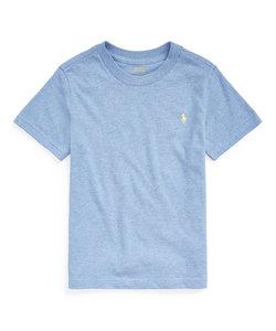 (ボーイズ 5才~7才)コットン ジャージー クルーネック Tシャツ