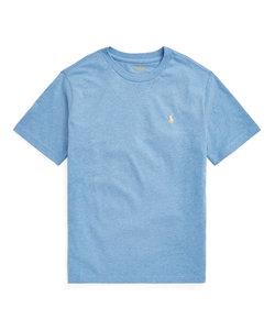 (ボーイズ 8才~20才)コットン ジャージー クルーネック Tシャツ