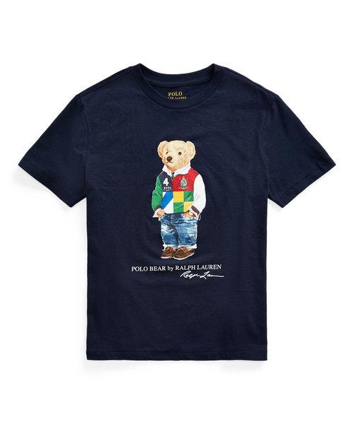 (ボーイズ 8才~20才)Polo ベア コットン ジャージー Tシャツ