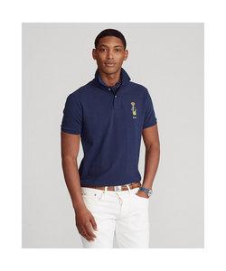 カスタム スリム フィット Polo ベア ポロシャツ