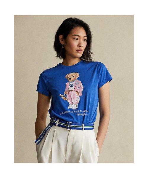 ピクニック Polo ベア Tシャツ