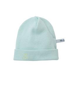 <BABY>スマイルコットン帽子