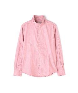 HIGH STREET∴スタンド衿シャツ