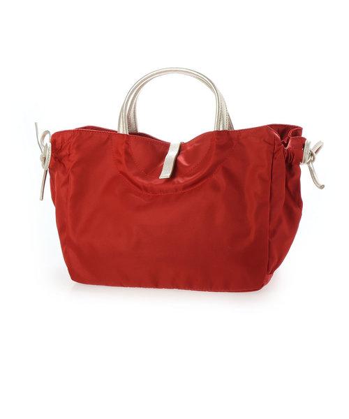 フランス製ナイロンハンドバッグ「コモ」