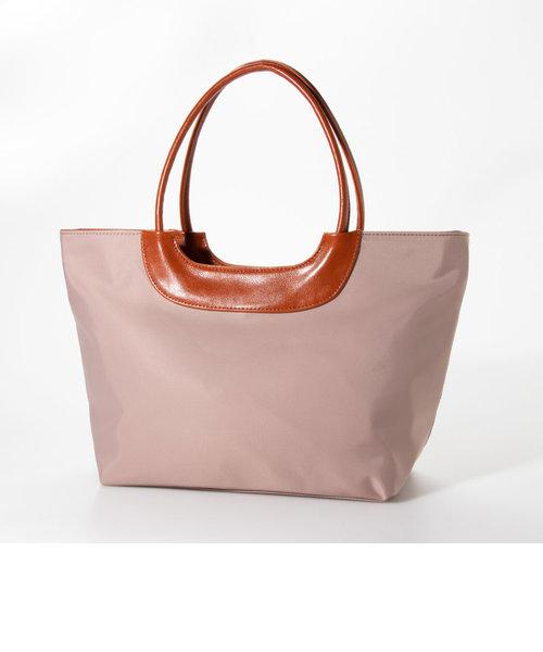ナイロンハンドバッグ「オルキデー」