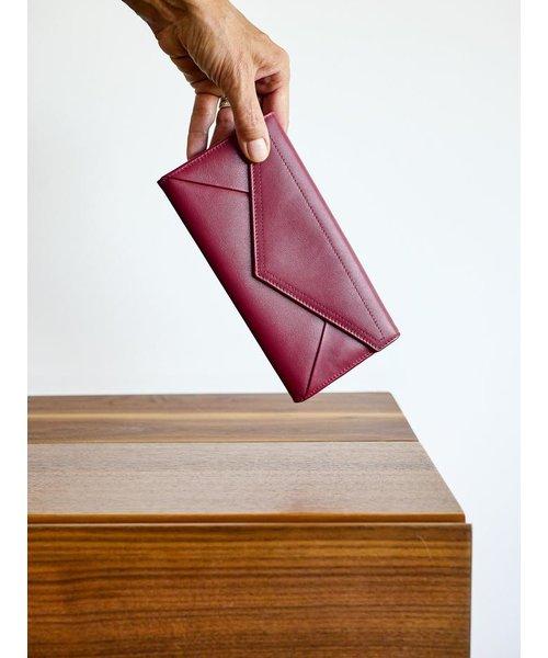 イタリアレザー長財布「アヤラ」