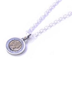 6ペンスコイン チェーン40cm