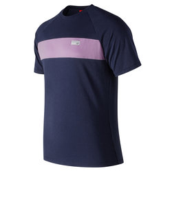 NBアスレチックラグランTシャツ