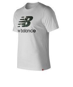 エッセンシャルスタックドロゴTシャツ