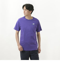 NB Essentials 刺しゅうロゴ Tシャツ