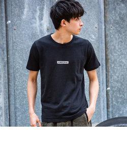 NUMBER (N)INE DENIM(ナンバーナインデニム) スパイダーボックスロゴTシャツ(ホワイト/グレー/ブラック)