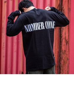 NUMBER (N)INE DENIM(ナンバーナインデニム) レイヤードビッグTシャツ(ホワイト/ベージュ/ブラック)