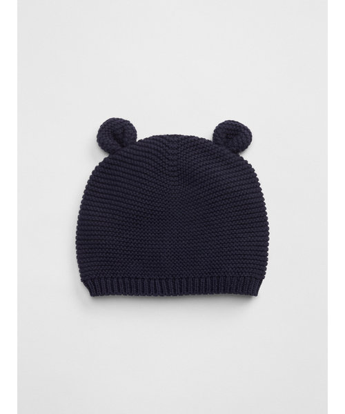 Bear knit beanie (ベビー)