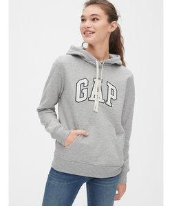 Gap ロゴプルオーバーパーカー