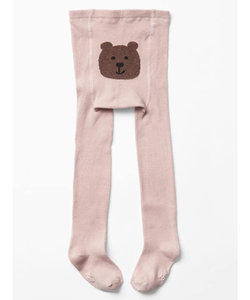 Solid bear tights (幼児)