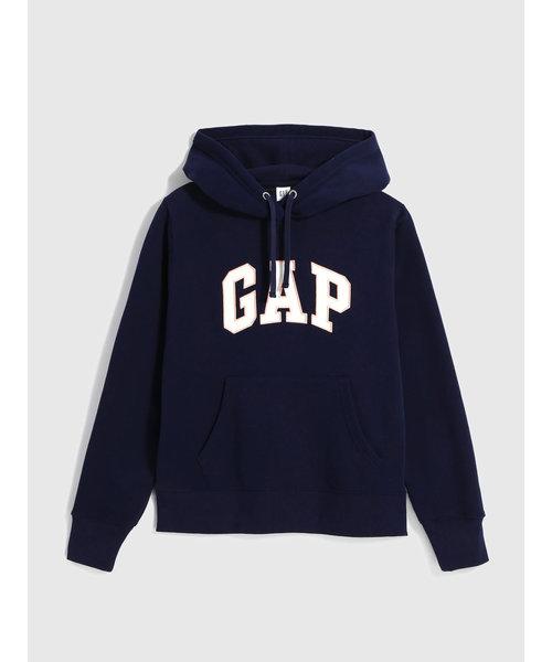 Gapロゴパーカー