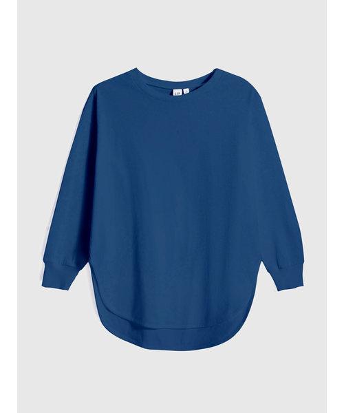 厚手チュニックTシャツ