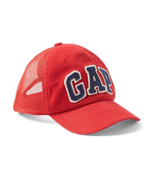 Gap ロゴミックスファブリック ベースボールキャップ